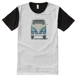 Iconic Van T-Shirts All-Over Print T-Shirt