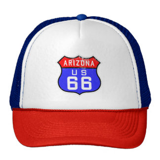Iconic Vintage Route 66 Arizona Cap