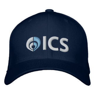 ICS Embroidered Flexfit Cap Embroidered Hat