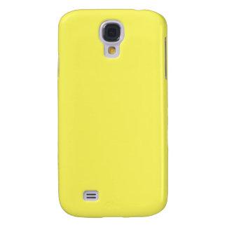 Icterine Yellow Galaxy S4 Case