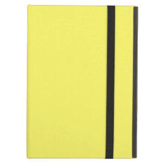 Icterine Yellow iPad Air Cover