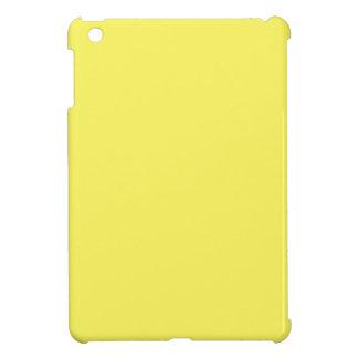Icterine Yellow iPad Mini Cases