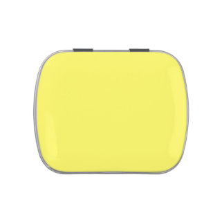 Icterine Yellow Jelly Belly Candy Tin