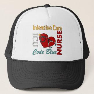 ICU - Nurse Trucker Hat