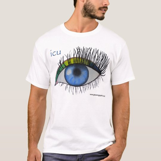 """ICU"" Spirit Art T-shirt"