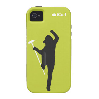 iCurl Curling phone case iPhone 4 Cover