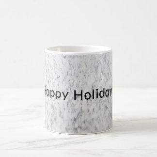 Icy Happy Holidays Mugs