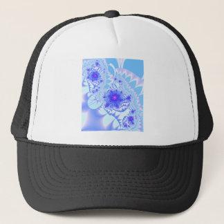 Icy Lace Fractal Design Hat