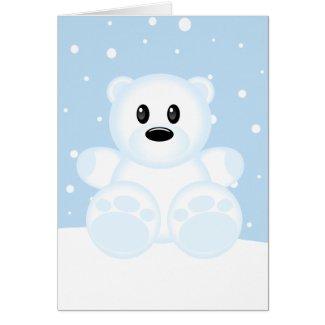 Icy Polar Bear
