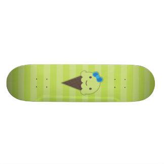 Icy Queen Custom Skate Board
