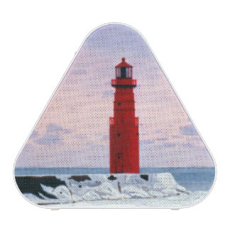 Icy Waters Lighthouse