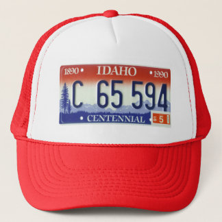 ID91 TRUCKER HAT