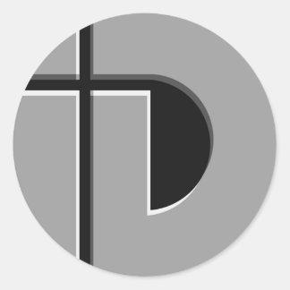 ID Auto Emblem Sticker