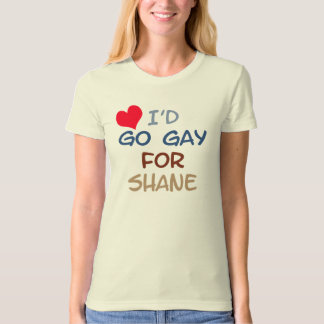 I'd Go Gay T-Shirt