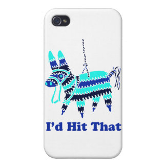 I'd Hit That iPhone 4/4S Case