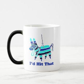 I'd Hit That 11 Oz Magic Heat Color-Changing Coffee Mug