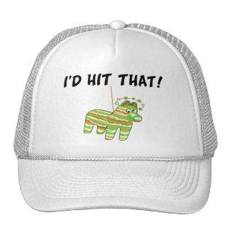 I'd Hit That Pinata Trucker Hats