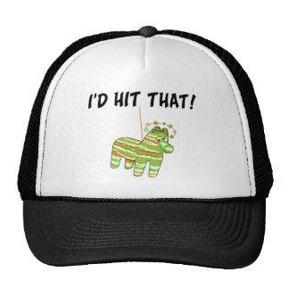 I'd Hit That Pinata Mesh Hat