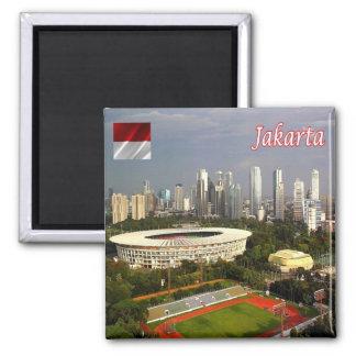 ID - Indonesia - Jakarta City Stadium Square Magnet