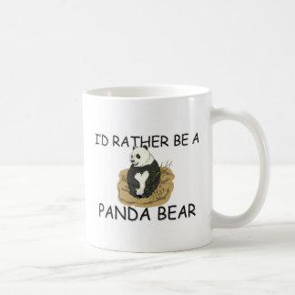 I'd Rather Be A Mustelid Basic White Mug