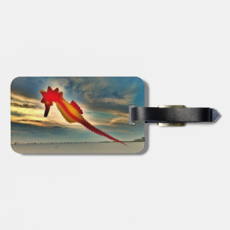I'd Rather Be at the Beach Luggage Tag