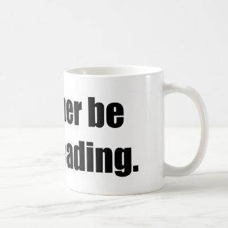 I'd Rather Be Cheerleading Classic White Coffee Mug
