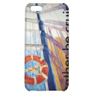 , I'd rather...be cruising iPhone 5C Case