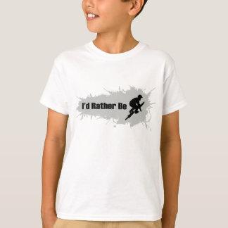 I'd Rather Be Doing BMX T-Shirt