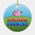 I'd Rather Be Farming - PIG
