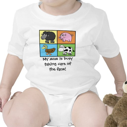I'd Rather be Farming! (virtual farming) Rompers