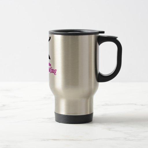 """I'd Rather Be Figure Skating"" Coffee Mug"