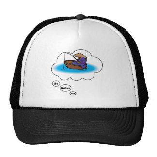 I'd rather be Fishing 2 Cap