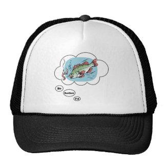 I'd rather be Fishing 5 Cap