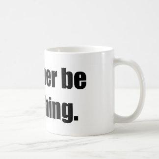 I'd Rather Be Fly Fishing Coffee Mug
