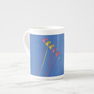 I'd Rather Be Flying a Kite Bone China Mug