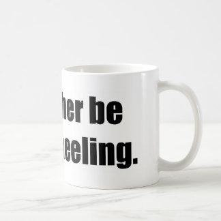 I'd Rather Be Four Wheeling Mugs