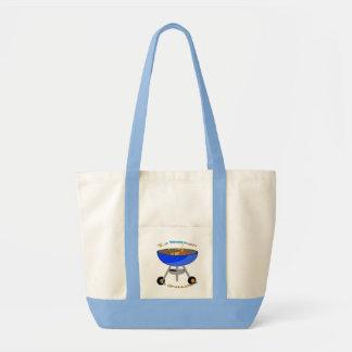 I'd Rather Be Grilling Bag