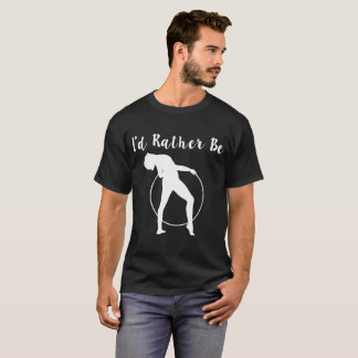 i'd rather be gymnastic T-Shirt