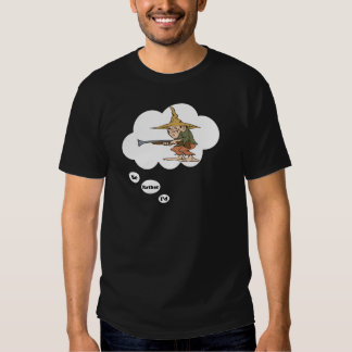 I'd rather be Hunting Tee Shirt