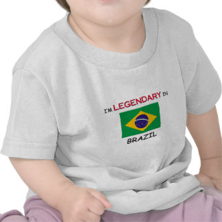 I'd Rather Be In BRAZIL Tshirts