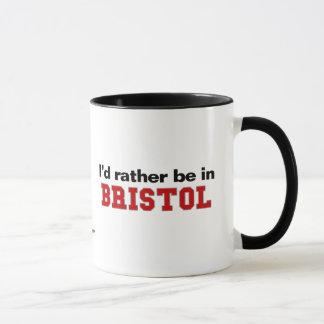 I'd Rather Be In Bristol Mug
