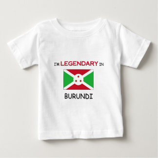 I'd Rather Be In BURUNDI Baby T-Shirt