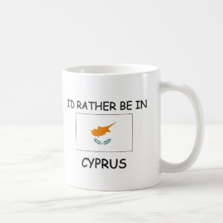I'd rather be in Cyprus Coffee Mug