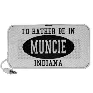 I'd Rather Be In Muncie, Indiana iPhone Speaker