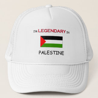 I'd Rather Be In PALESTINE Trucker Hat