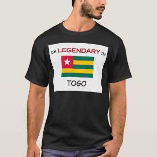 I'd Rather Be In TOGO T-Shirt