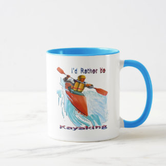 I'd Rather be Kayaking 2 Mug