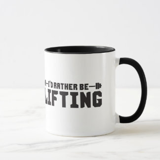 I'd Rather Be Lifting - Bodybuilding