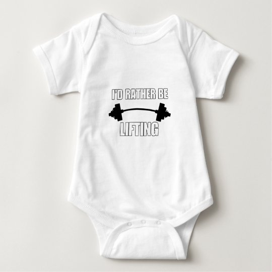 I'd Rather Be Lifting Fitness Great Gym Gift