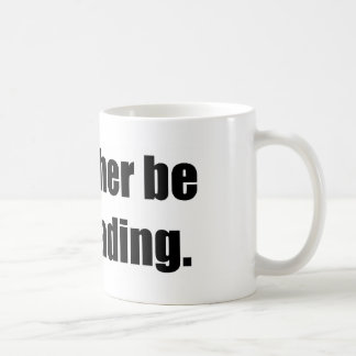 I'd Rather Be Off Roading Classic White Coffee Mug